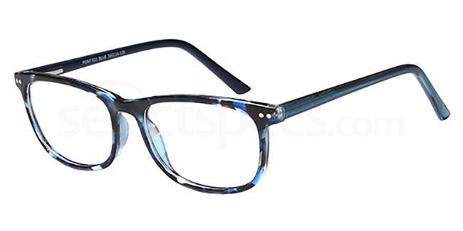 Blue MONT932 Glasses, MONTEREY TEENS