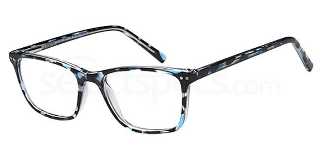 Demi Blue MONT938 Glasses, MONTEREY TEENS
