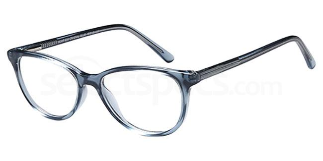 Crystal Blue MONT939 Glasses, MONTEREY TEENS