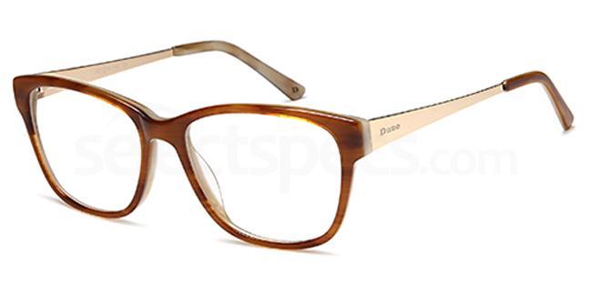 Brown DUN011 Glasses, Dune