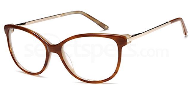 Brown DUN015 Glasses, Dune