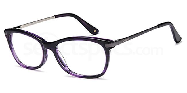 Purple DUN017 Glasses, Dune