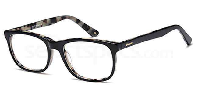 Black DUN021 Glasses, Dune