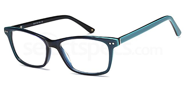 Blue DUN022 Glasses, Dune