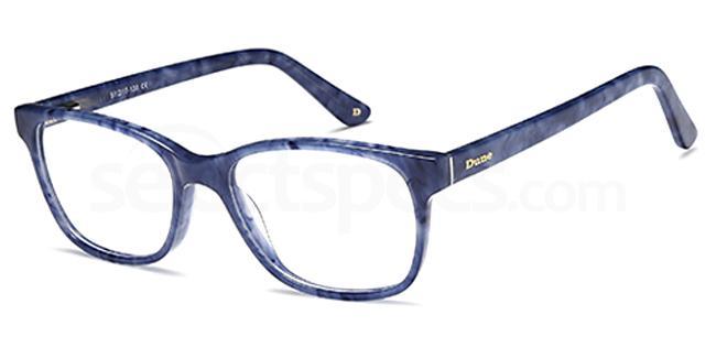 Blue DUN024 Glasses, Dune