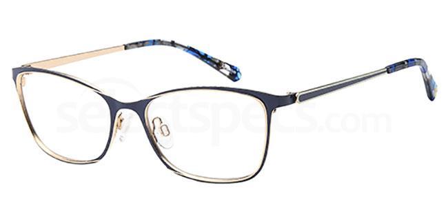 Navy DUN029 Glasses, Dune