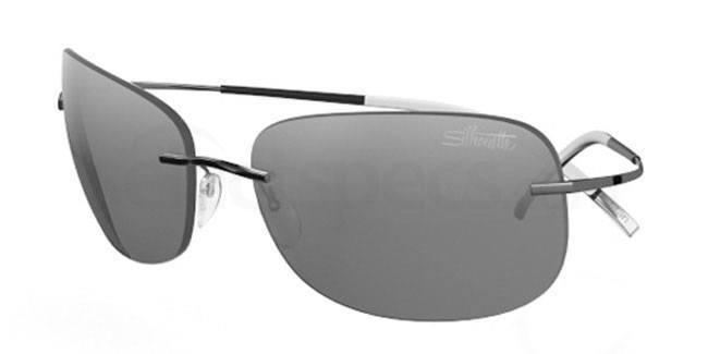 6206 TMA Icon (8130) Sunglasses, Silhouette