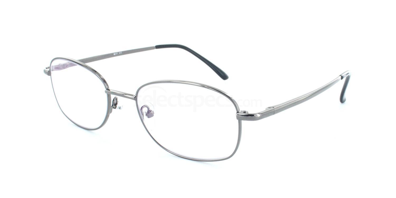 Gunmetal Florence W11 Glasses, Occhiali di Bello