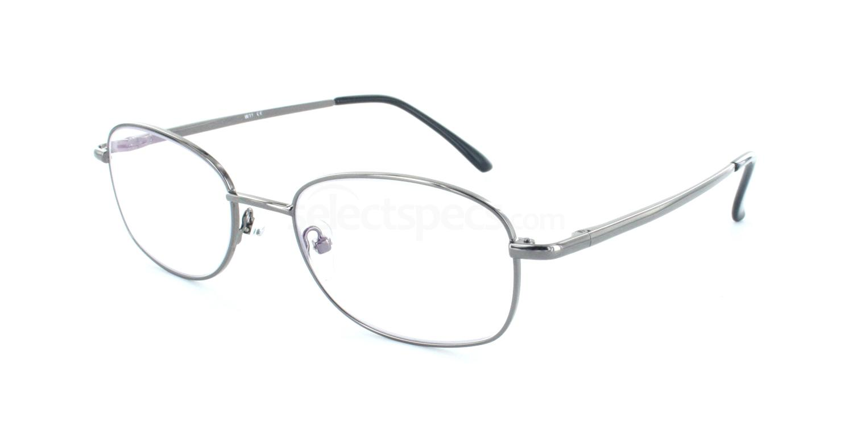 Gunmetal Florence W11 Glasses, SelectSpecs