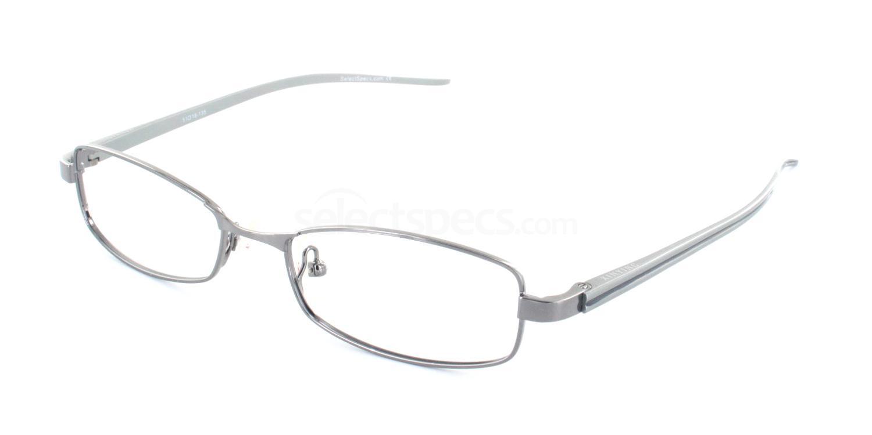 GUNMETAL Xingying 6529 Glasses, Occhiali di Bello
