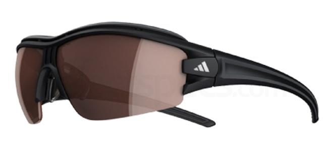 a167 00 6072 a167 Evil Eye Halfrim Pro L Polarized Sunglasses, Adidas