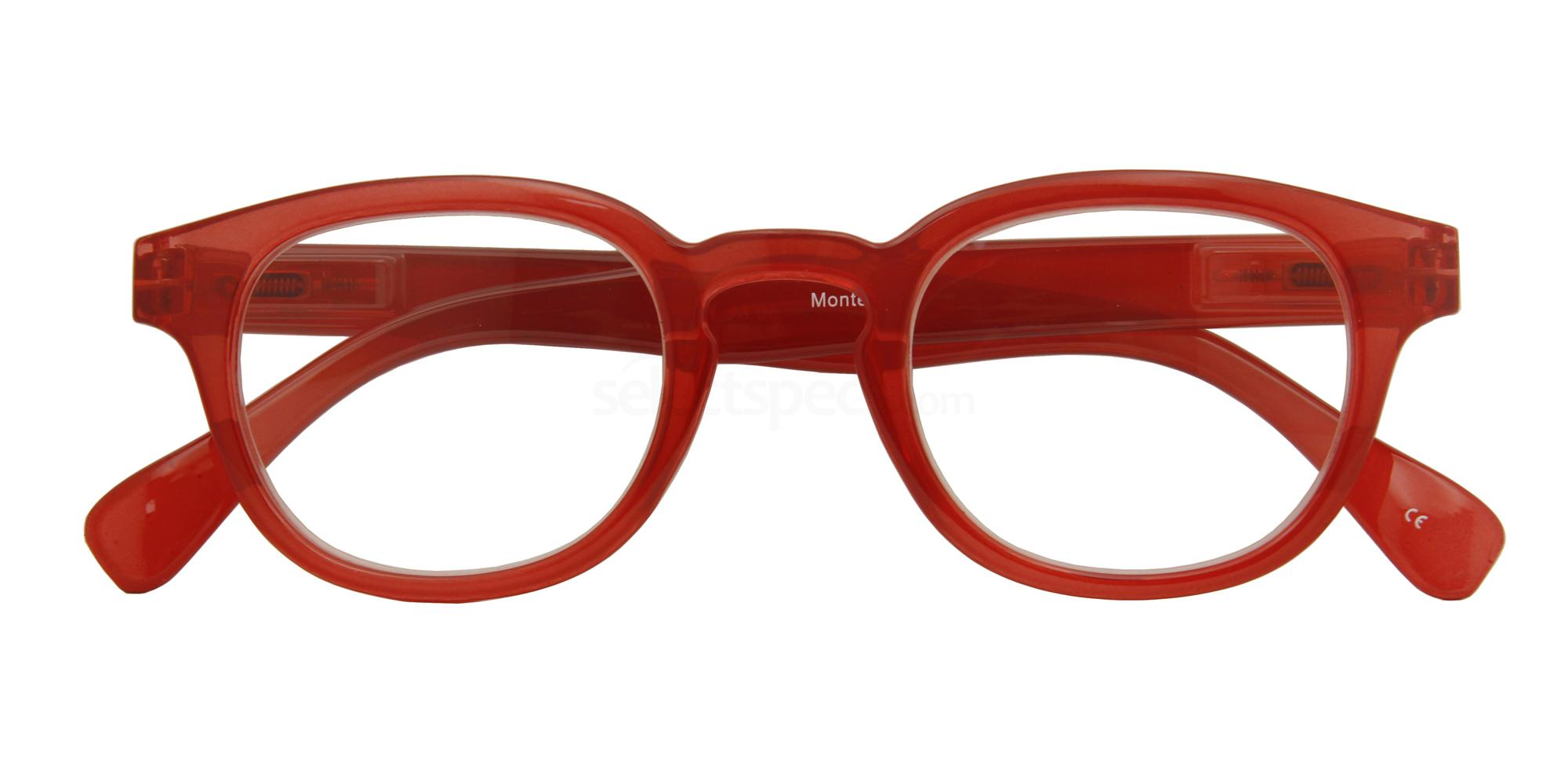 +1.00 Power Montel Red Accessories, Croon