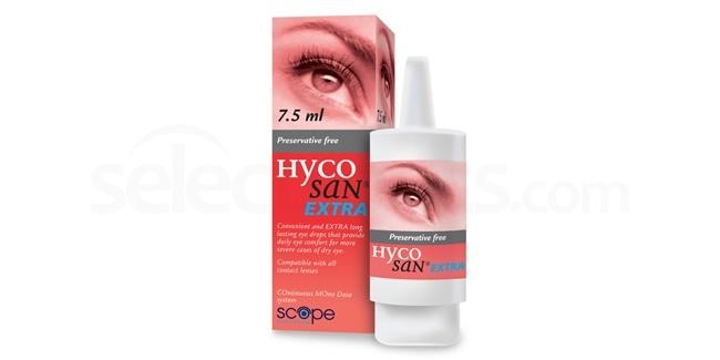 best eye drops for dry eyes contact lenses
