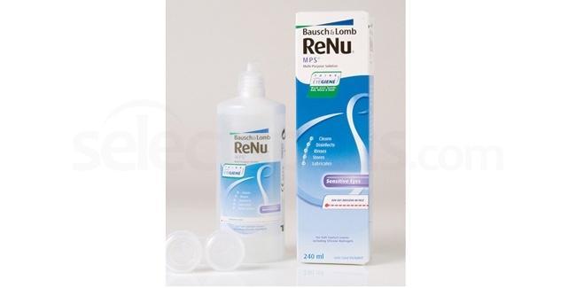 51084879 Bausch & Lomb ReNu Multi-Purpose solution for Sensitive Eyes Accessories, Liquids & Solutions