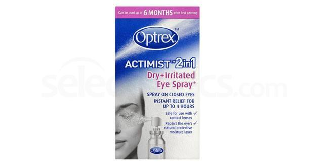 best eye spray for irritated eyes uk