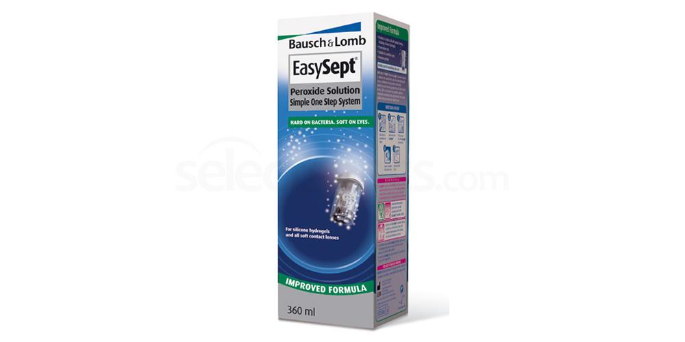 51083975/1 EasySept One Step Peroxide Solution Accessories, Bausch & Lomb