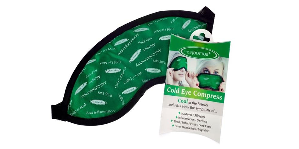 cool eye compress reusable