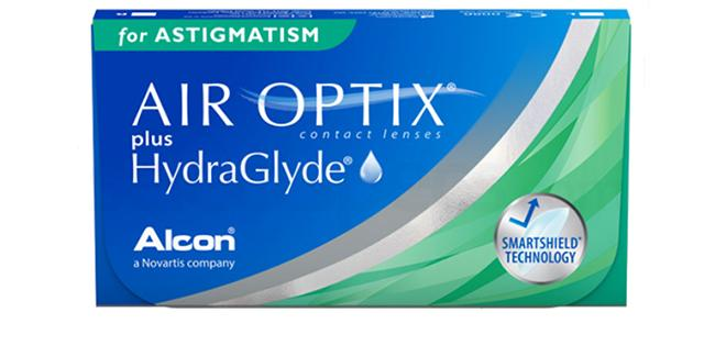 3 Lenses Air Optix for Astigmatism Lenses, Ciba Vision