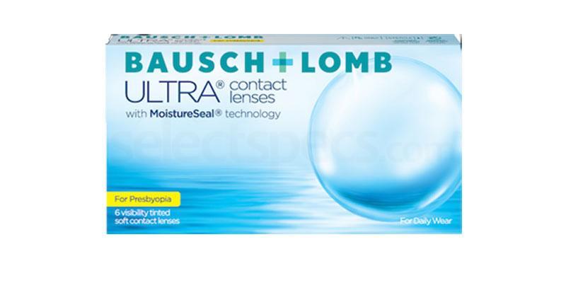 3 Lenses ULTRA*®* for Presbyopia Lenses, Bausch & Lomb