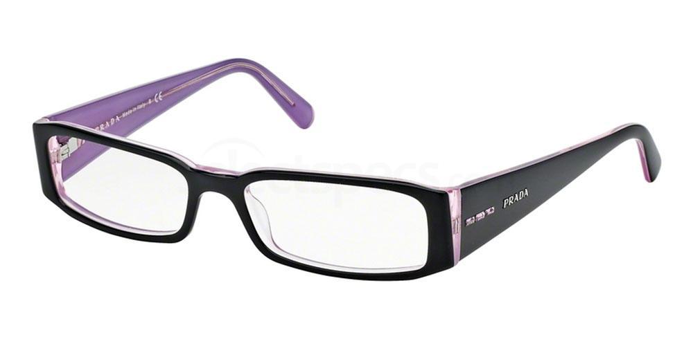 3AX1O1 PR 10FV Glasses, Prada