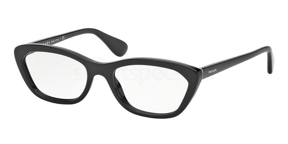 1AB1O1 PR 03QV Glasses, Prada