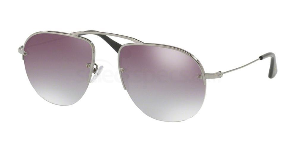 5AV6T2 PR 58OS Sunglasses, Prada