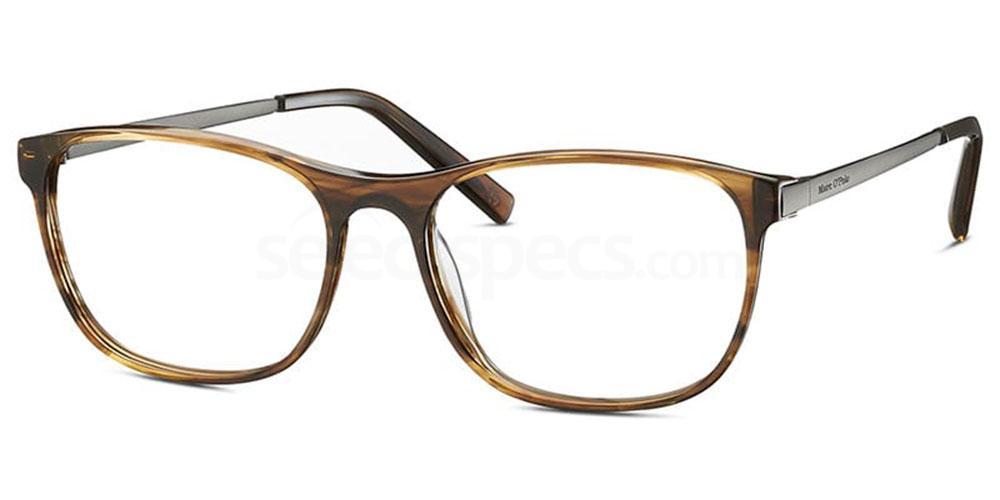 60 503124 Glasses, MARC O'POLO Eyewear