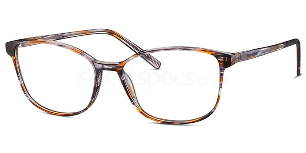 30 503120 Glasses, MARC O'POLO Eyewear