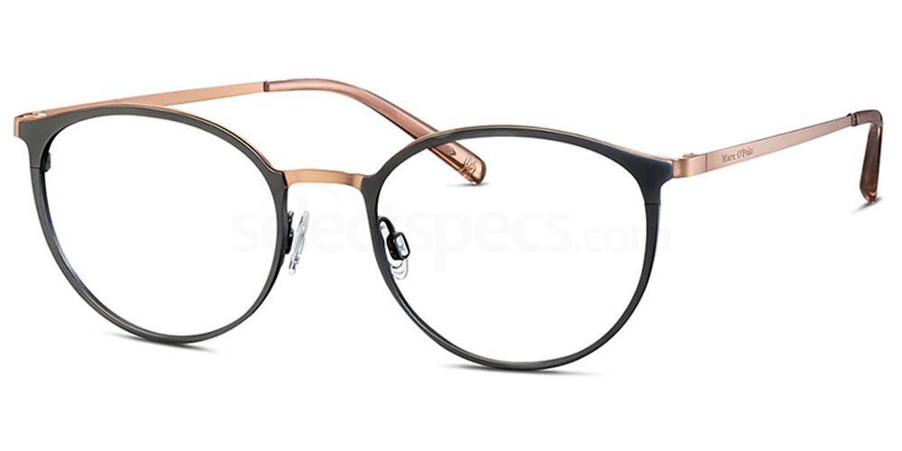 30 502132 Glasses, MARC O'POLO Eyewear