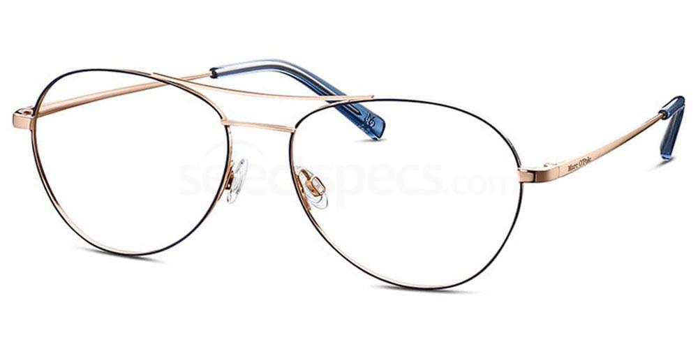 20 502125 Glasses, MARC O'POLO Eyewear