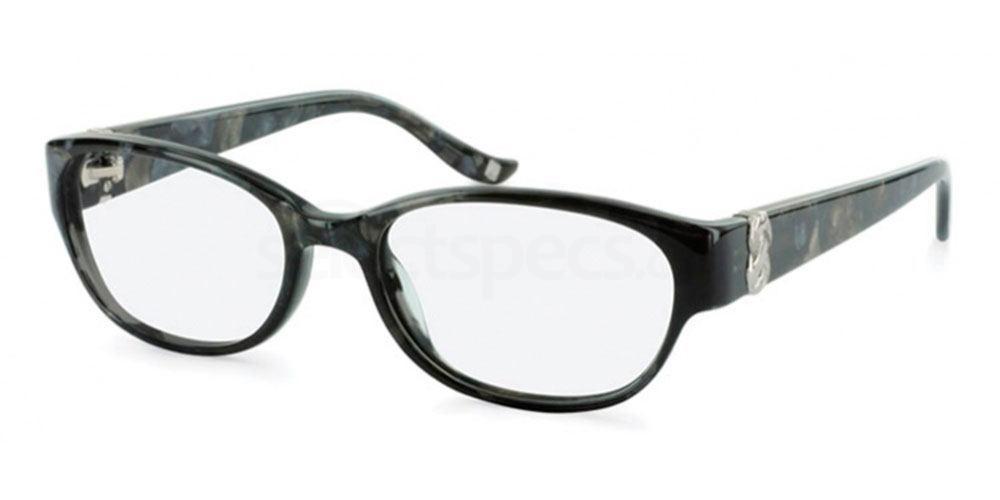 BLK ZF3068 Glasses, Zoffani