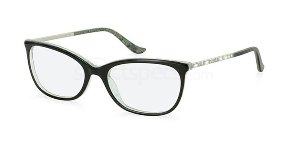 BLK ZF3103 Glasses, Zoffani