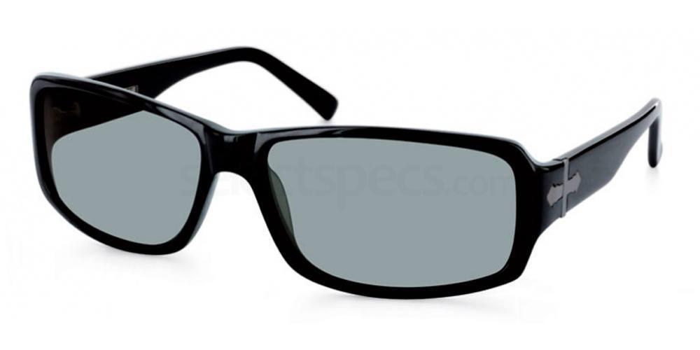 C1 9102 Sunglasses, Ocean Blue
