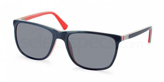 C1 9225 Sunglasses, Ocean Blue