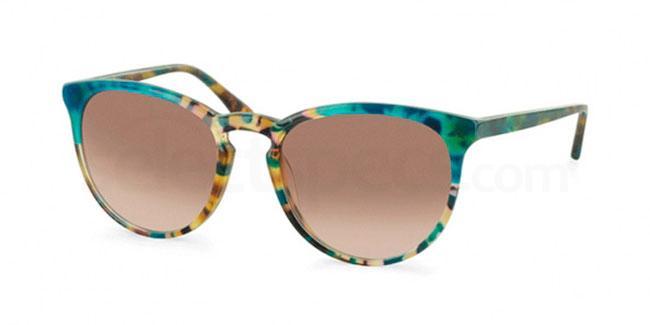 C1 9280 Sunglasses, Ocean Blue