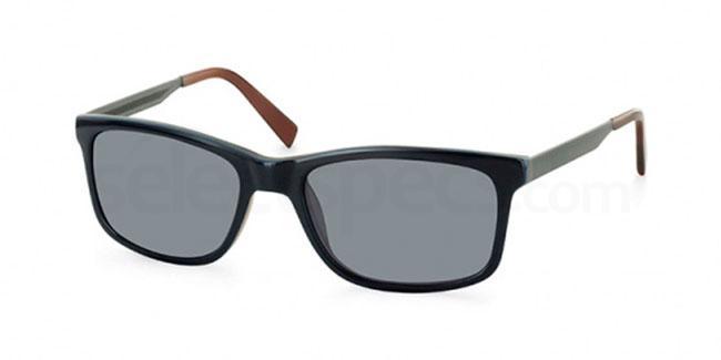 C1 9270 Sunglasses, Ocean Blue