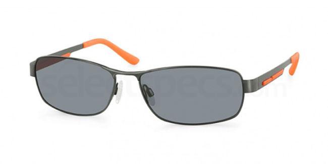 C1 9258 Sunglasses, Ocean Blue