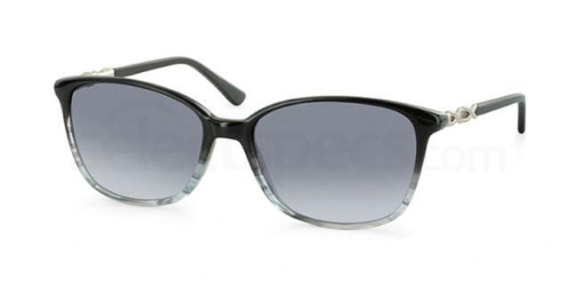 C1 9251 Sunglasses, Ocean Blue