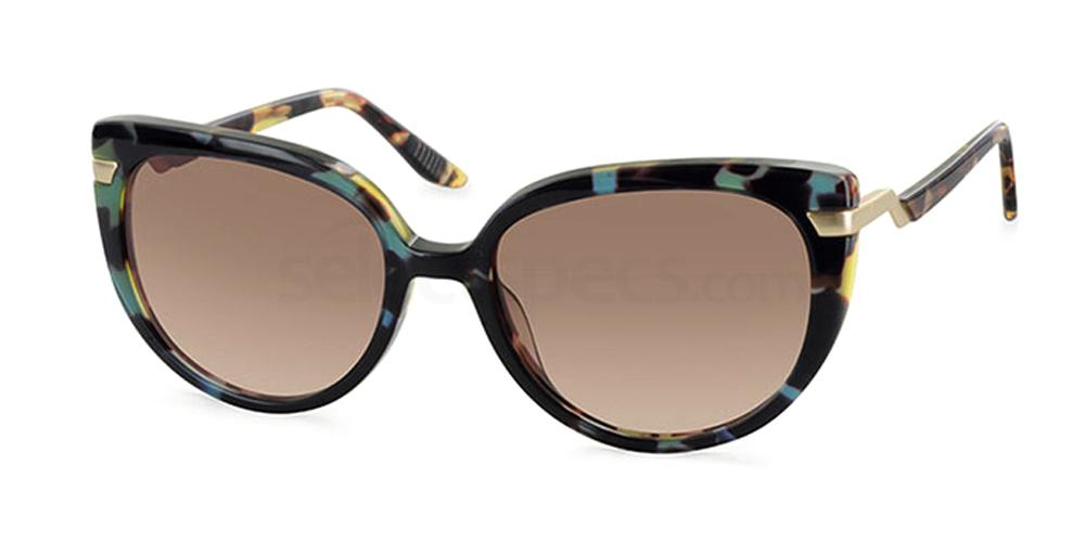C1 9344 Sunglasses, Ocean Blue