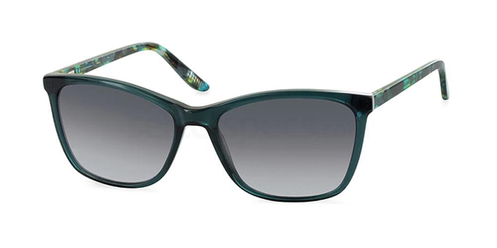 C1 9352 Sunglasses, Ocean Blue