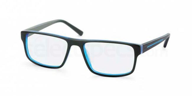 C1 S552 Glasses, Storm London