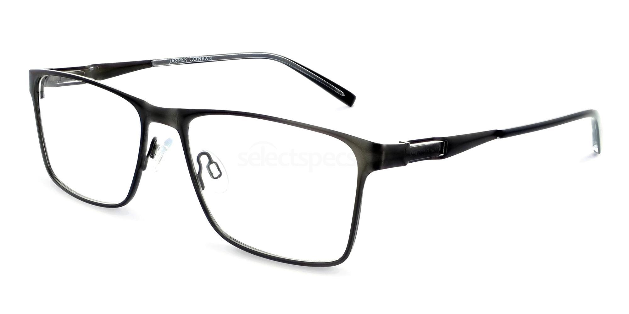 Dark Gun JCM030 Glasses, Jasper Conran