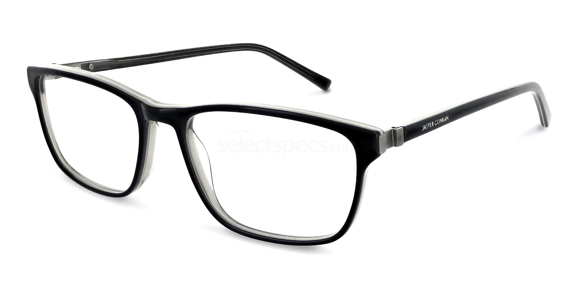 Black JCM031 Glasses, Jasper Conran
