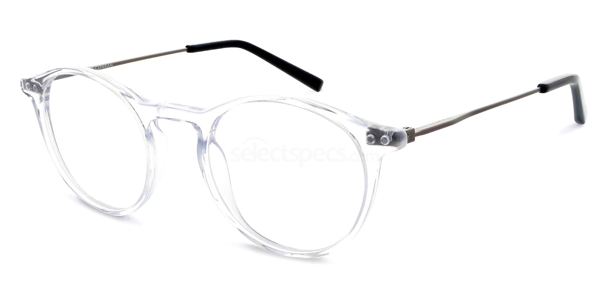 Crystal JCM035 Glasses, Jasper Conran