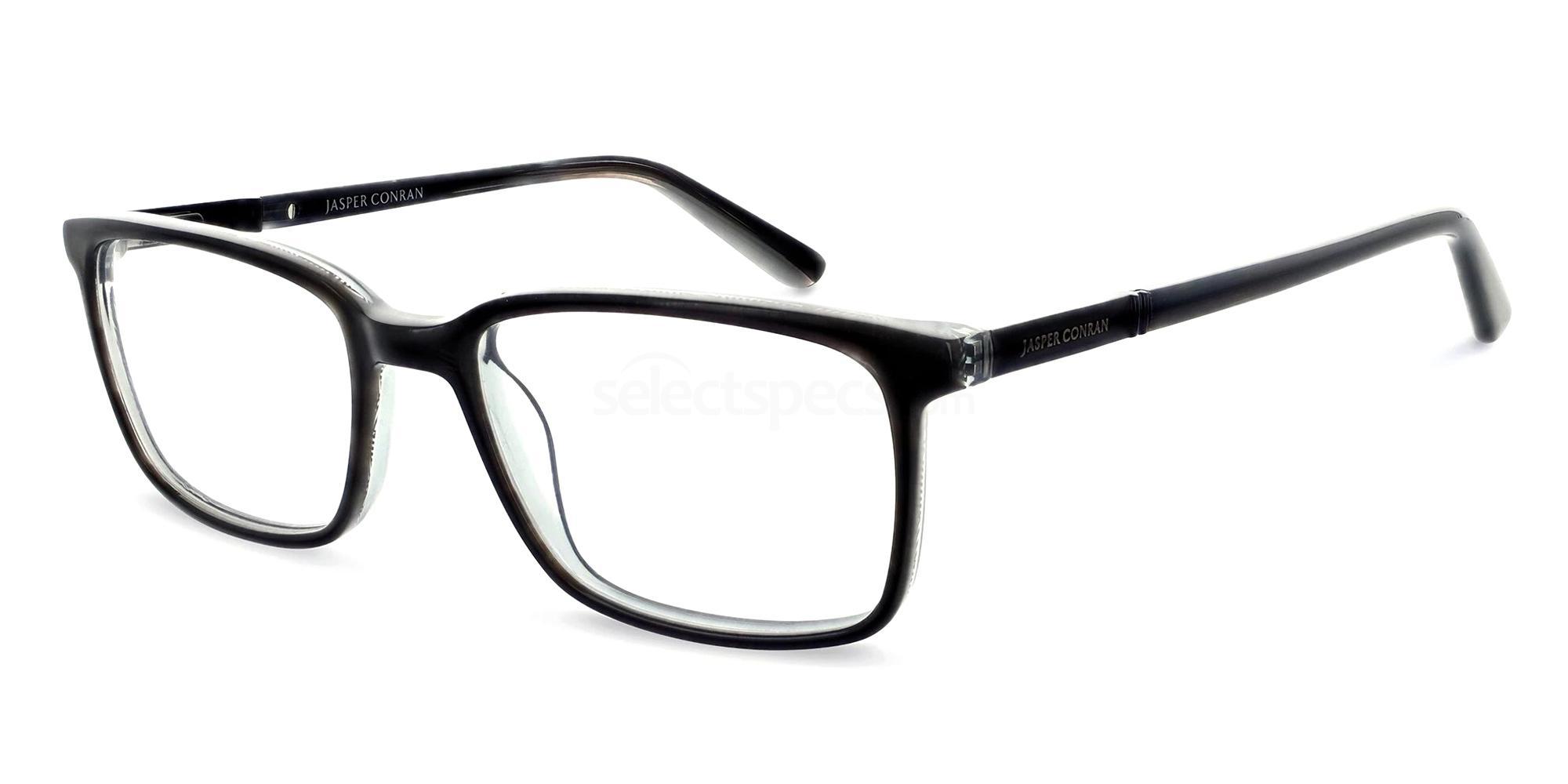 Black JCM042 Glasses, Jasper Conran