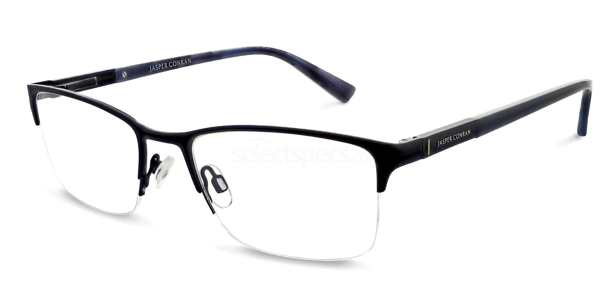 Black JCM053 Glasses, Jasper Conran