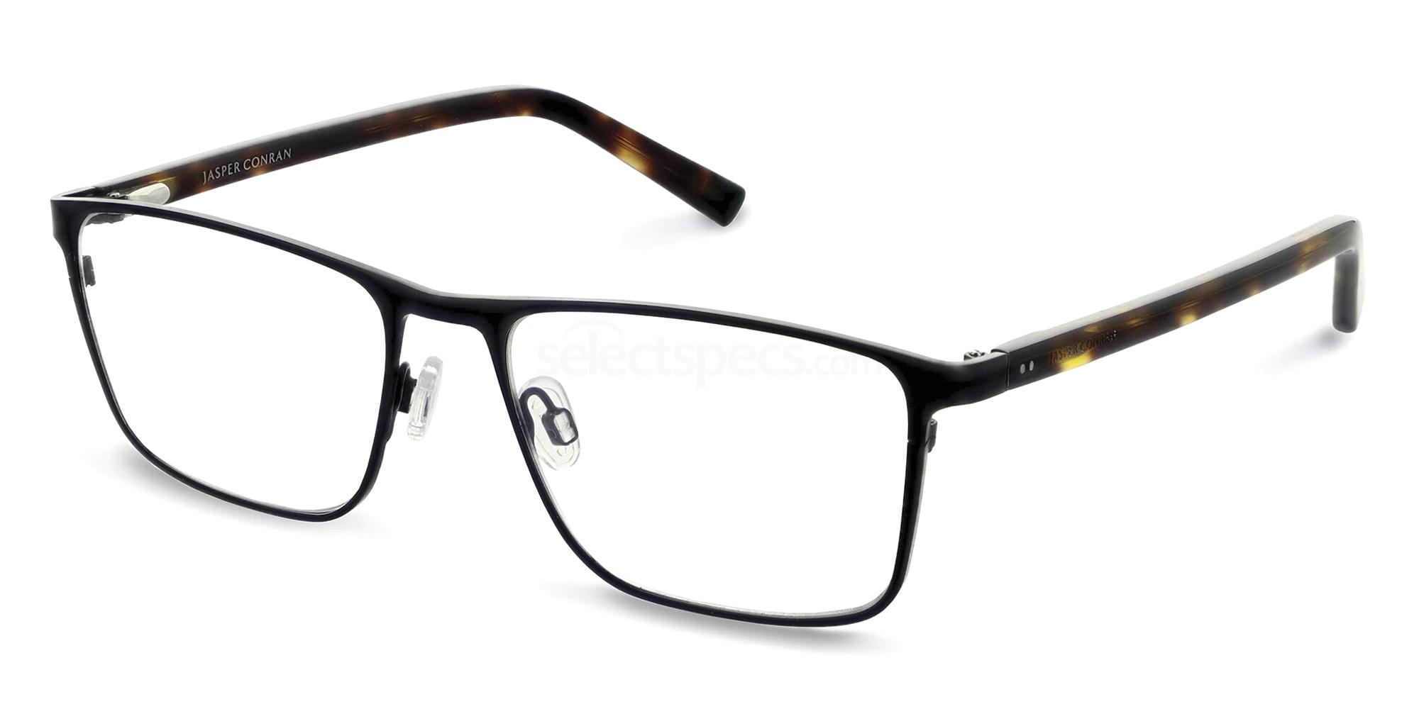 Black JCM059 Glasses, Jasper Conran