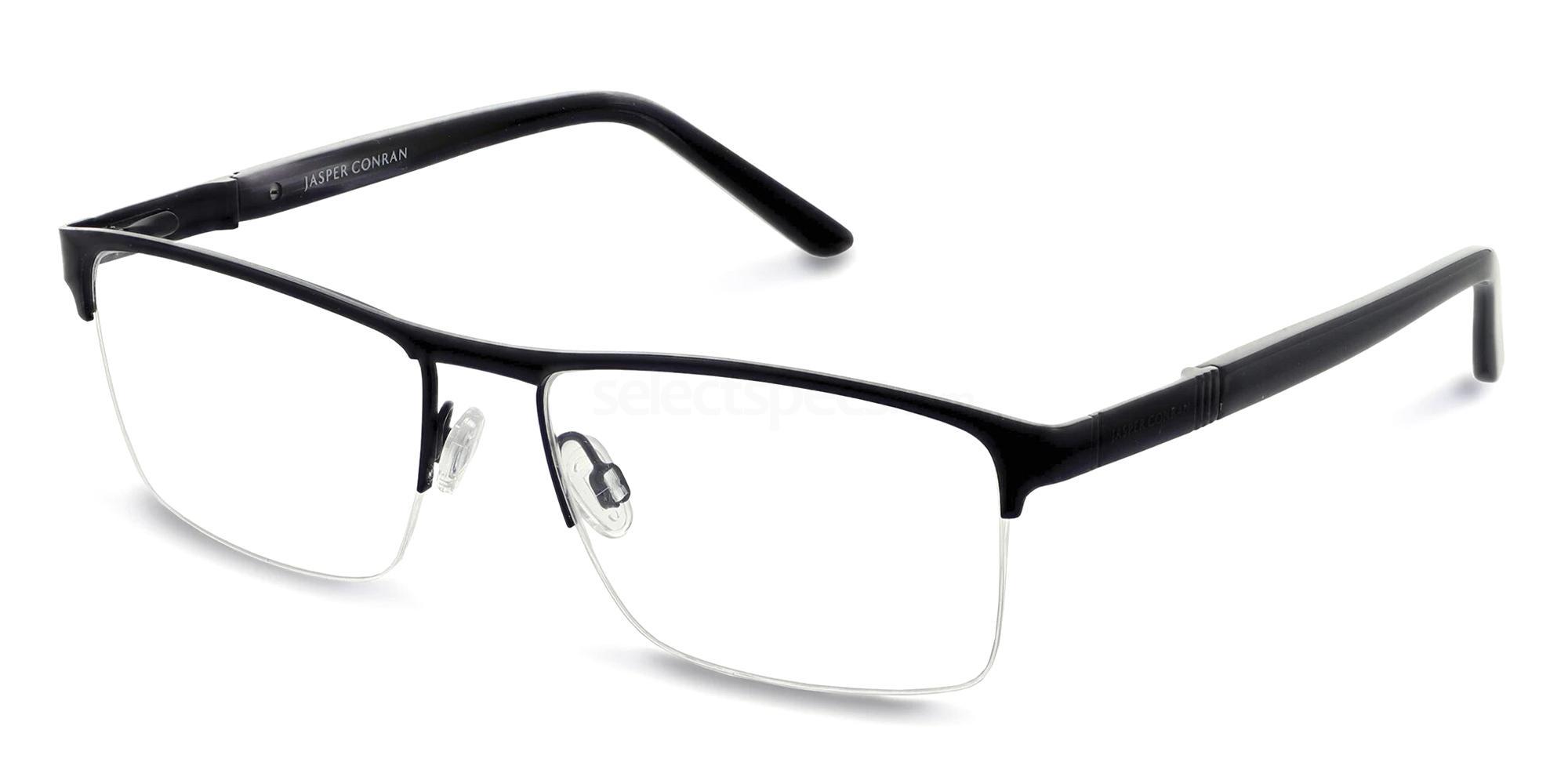 Black JCM064 Glasses, Jasper Conran