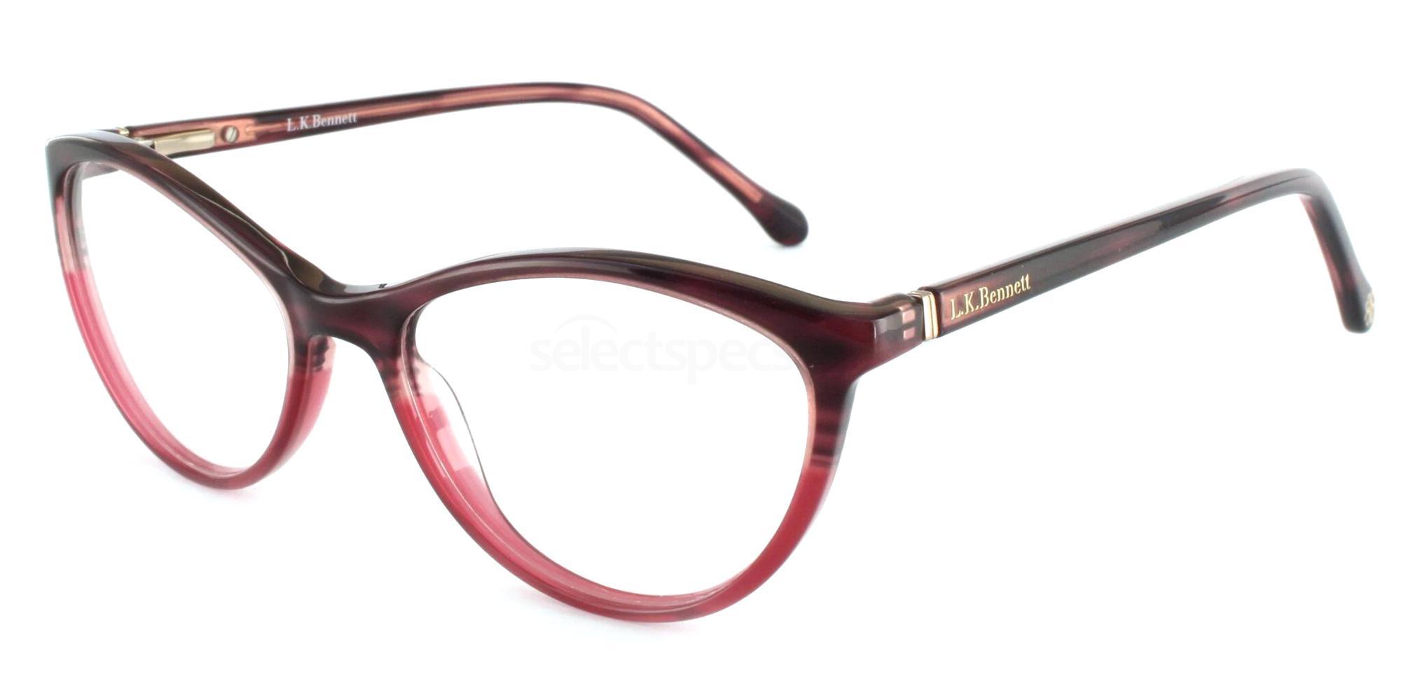 C.1 LKB013 Glasses, L.K.Bennett