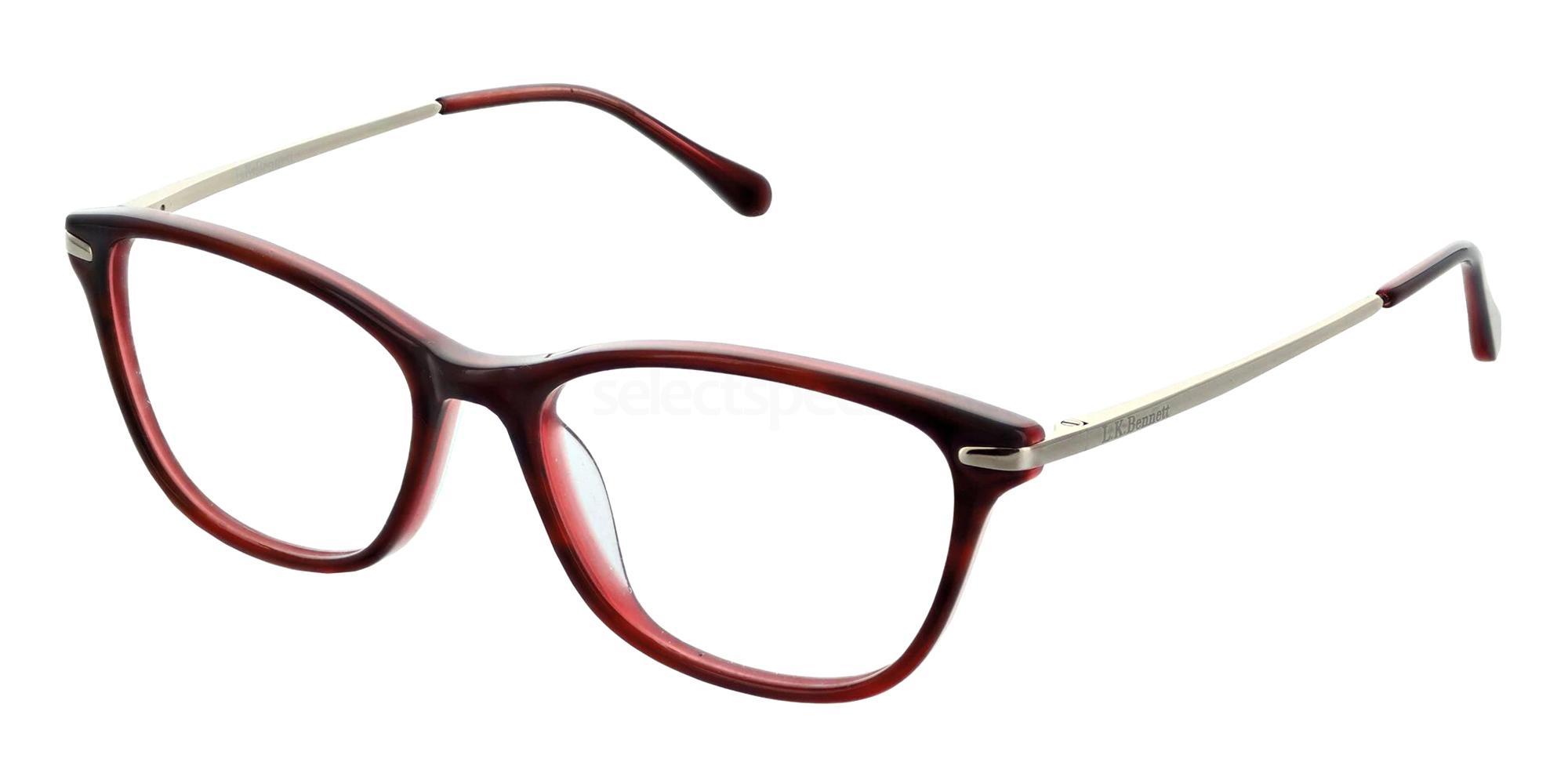 C2 LKB036 Glasses, L.K.Bennett